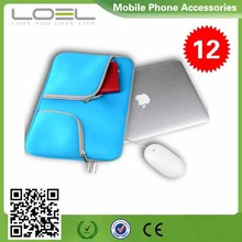 Best Design Top Quality Fashion Cheap Promotional Customized Neoprene Tablet Pc Sleeve/Bag/Cover B022529(7)