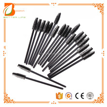 Makeup Tool 50 Pcs Disposable Eyelash Makeup Brushes Cosmetic Mascara Brush Wands Applicator