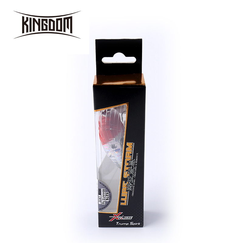 Kingdom 40mm 5.5g,55mm 12g Wholesale Hard Bait Fishing Tackle Direct