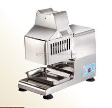 industrial meat cutter/meat pie cutter/meat cutter machine
