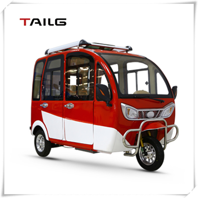 Electric tricycle adults 800W TAILG passenger cheap close three wheel motorcycle for sales