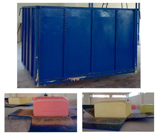 Manual Square Block Mould/Square Block Mould From Dongguan Elitecore