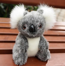 Cute soft peluches plush koala toy for baby