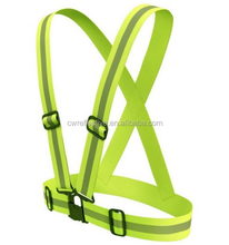High Visibility Safety Reflective Vest for Children Meeting EN1150 made in china