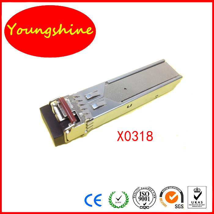 Single Mode SFP 155M 20KM FE SFP Optics Transceiver Module