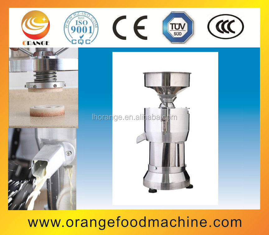 factory price soybean grinding machine/soy milk making machine