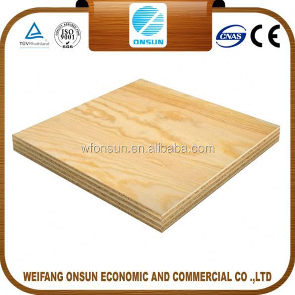 low price stable quality plywood for middle east and euro from China factory