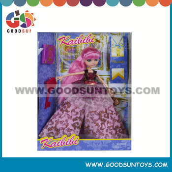 Hot sale Children Toy Wholesale Doll Factory Charming Magic Doll Kids
