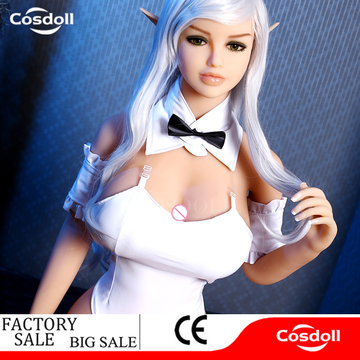 Wholesale webstores Adult silicone toy girl 148cm love sex dolls for men