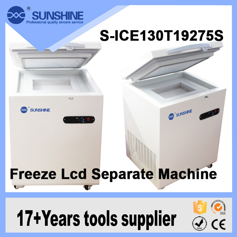 NEW Freeze LCD Glass Separator Separating Machine LCD Freeze Separator for Mobile Phone Tablet LCD