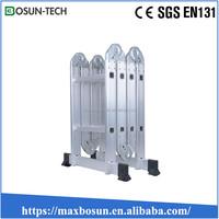 4X2 aluminium multi purpose used ladders for sale