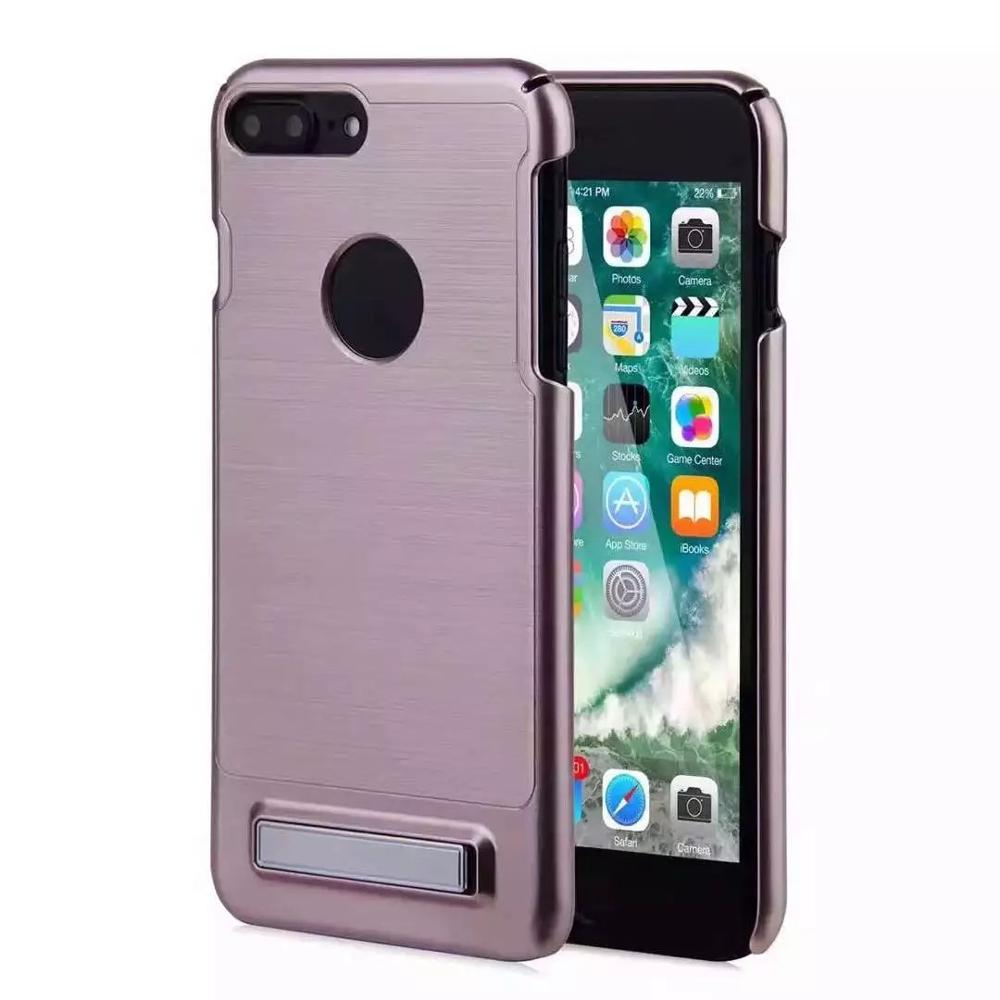 China factory wholesale accessories for iphone 7 case shockproof hard PC hybrid armor cell phone case edge protector