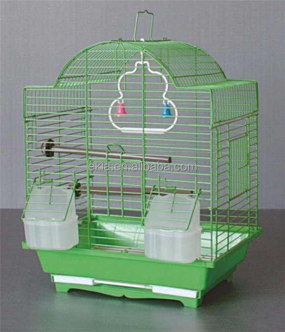 China Cheap Price Metal Lark Bird Cage For Sale