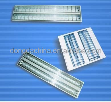 hot office lighting T5 light fixture office lighting grid lamp