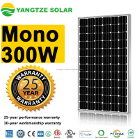 China Competitive 300w solar panel price