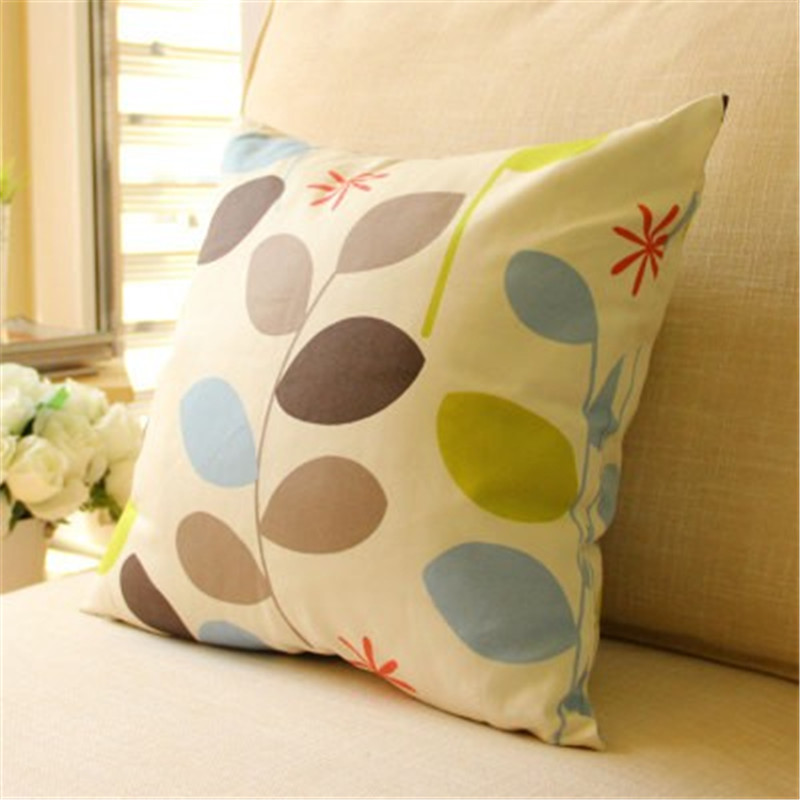 Waterproof durable polyester fabric outdoor swing chair cushion pillow