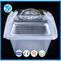 Factory sale round ice cream container box with lid