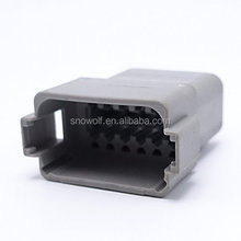New Brand Male 12 Pin Way Deutsch Connectors Car Waterproof Sealed Deutsch Automotive Connector Plug Sets DT04-12P
