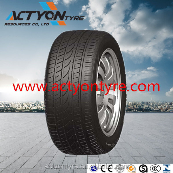 china 17 inches new car tyre