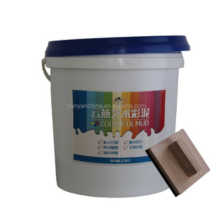 Nature Stone Finish Coating Paint