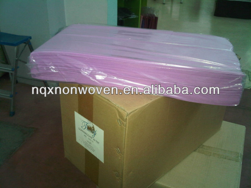 tnt fabric/spunbond nonwoven fabric/flower packing nonwoven