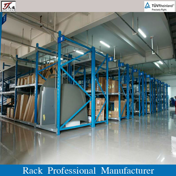 Customized Warehouse Storage Shelf for Windshield/Fender/Tyre/Shock Absorber/Muffler/Bumper