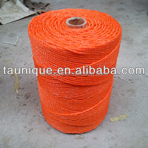 cheap price electric fencing rope twine