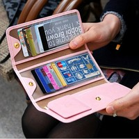 foldable long style card holder , EPISODE PASS WALLET