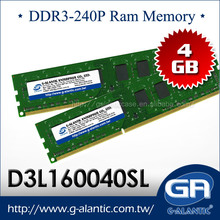 D3L160040SL RAM Memory ddr3 4gb 1600mhz best price 4gb ddr3 ram