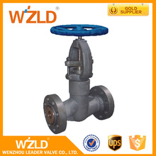 WZLD ANSI/ASTM Manual Operation Normal Temperature PTFE Seal Forged Welded Globe Valve