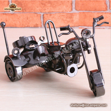 wholesale metal Mini motorcycle model/metal crafts decoration