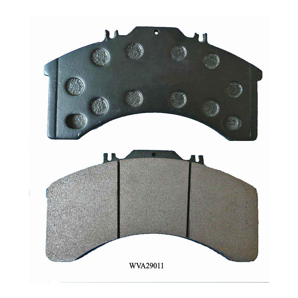 19094, 19494, 19495 and 19496 BPW Heavy Duty Truck Brake Shoe Lining