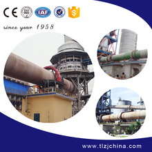 High efficiency energy saving rotary kiln for sale