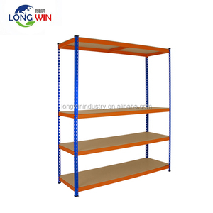 Storage Shelf 5 layer heavy duty industrial metal steel rack Metal storage shelf