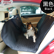 Deluxe Travel Vehicle Car Pet Dog Accessories Waterproof Car Dog Seat Cover