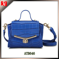 2014 new products in market leather crossbody bag,women crossbody bag