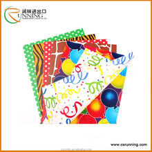 wrapping paper double side Printed Corrugated Paper