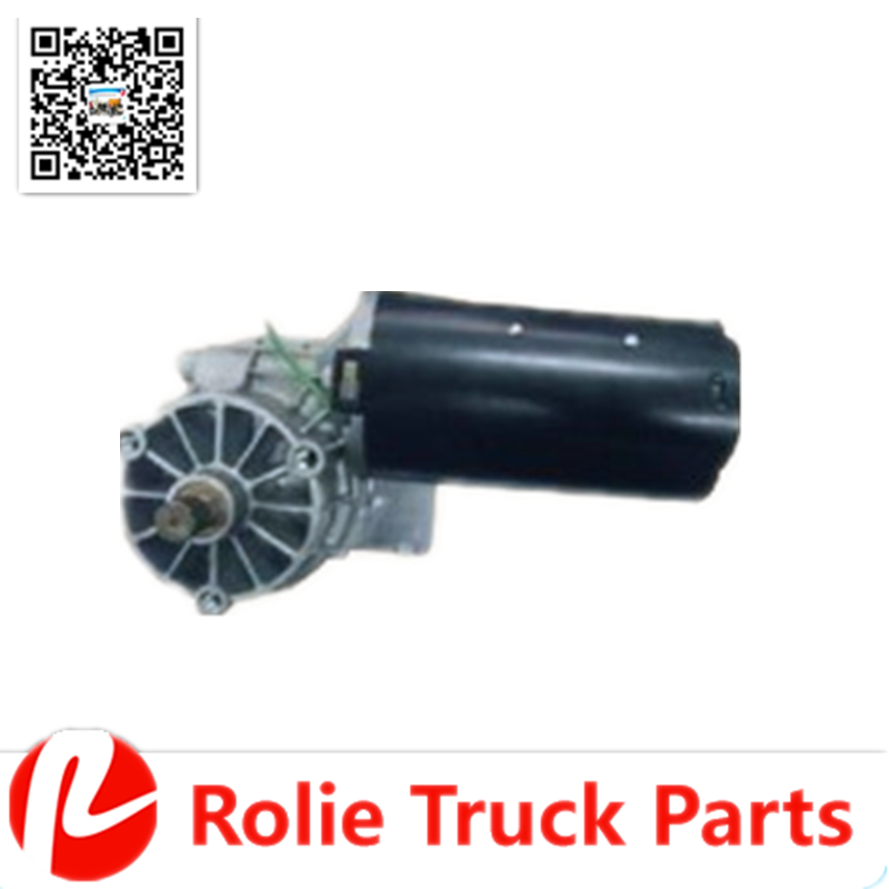 OEM NO 20838240990 heavy duty MB actros truck spare parts specification windshield 24V wiper motor