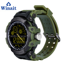 Winait DX16 waterproof smart watch, digital sports watch phone with night vision