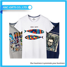 new style new fashion casual comfortable high quality suitable price nylon spandex t-shirt