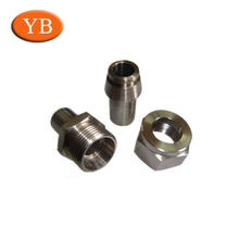 High-precision CNC Lathe Machine Brass Auto Machinery Spare Parts