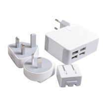 5V/4.8A 4 USB universal charger for laptop