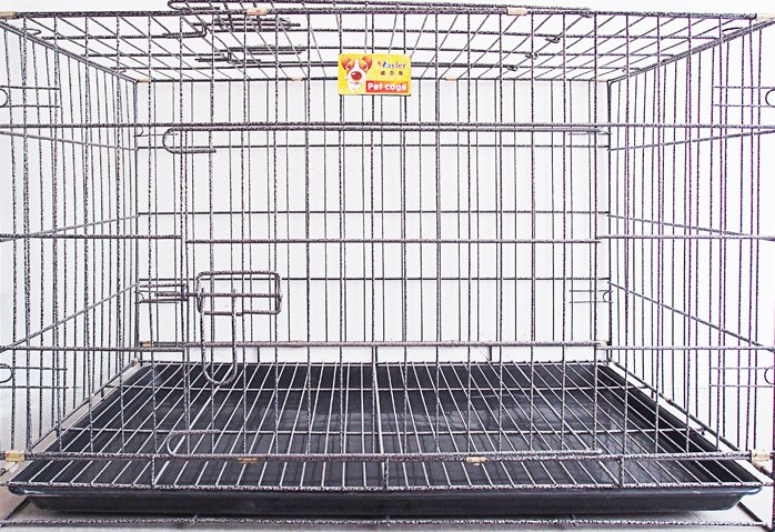 2016 breeding dog pet products oxygen aluminum iron dog cage