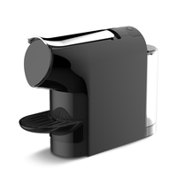 Nespresso compatible capsule and pod coffee maker with Italy pump