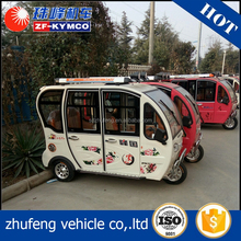 German quality electric motor cycle mini van taxi car for sale