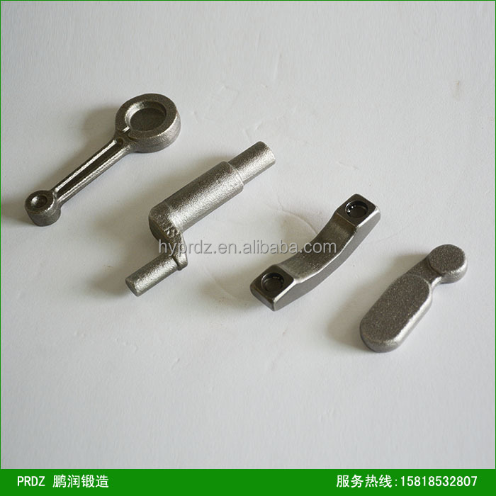 OEM steel forging parts forge rolled ring Mining equipment forging parts