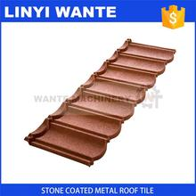 new design China Best Stone Roof Tile / Coated Metal for your house