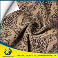 Shaoxing supplier Top 10 Wholesale elephant sofa fabrics