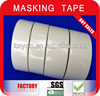 2013 new materail Yi wu best selling crepe paper masking tape for car spray