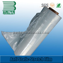 Strong Elongation PE Anti static Stretch Film For Packaging